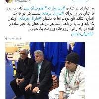 حذف مارال مردانی به دلیل حجاب؛ سخنان ضد و نقیض مسئولان ورزش ایران