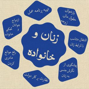 مطالبات زنان و خانواده از دولت ها و مجلس ها
