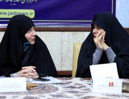 تسلیتی از فاطمه قاسمپور منتخب مجلس یازدهم برای فاطمه رهبر
